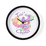 Tai'an Wall Clock