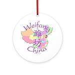 Weifang China Ornament (Round)