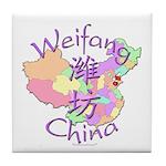 Weifang China Tile Coaster