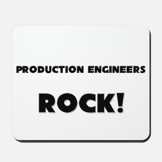 Production Engineers ROCK Mousepad