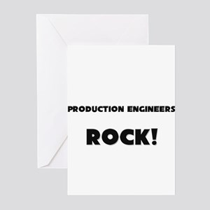 Production Engineers ROCK Greeting Cards (Pk of 10
