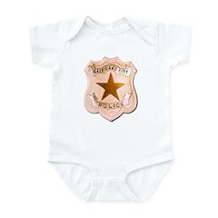 Salt Lake City Police Infant Bodysuit