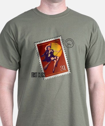 Kitsch Witsch Stamp T-Shirt