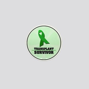 Transplant Survivor Mini Button