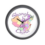 Shanghai China Wall Clock