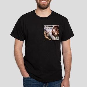 Creation of Adam Dark T-Shirt