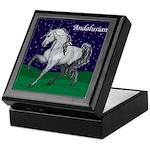 Royal Andalusian Keepsake Box