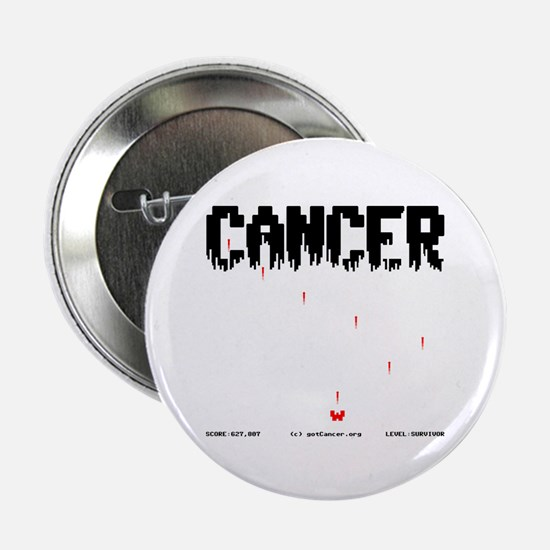 "Game Over Cancer 2.25"" Button"