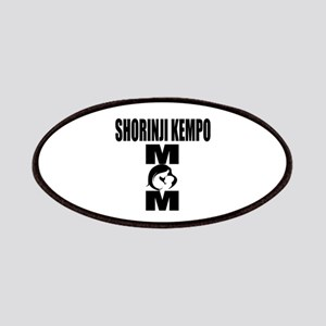 Shorinji Kempo Mom Designs Patch