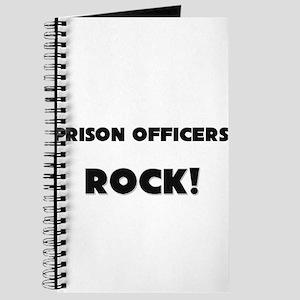 Prison Officers ROCK Journal