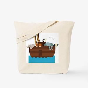 Noah's Ark 2 Tote Bag