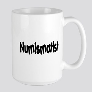 Numismatist Large Mug