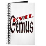 Evil Genius Journal