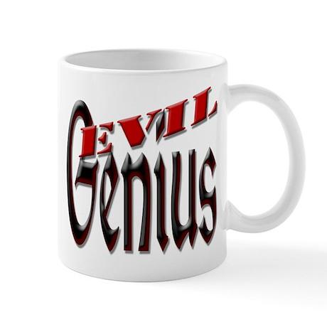 Evil Genius Coffee Cup