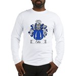 Falce Family Crest Long Sleeve T-Shirt