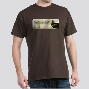 Appalachian Trail for the Strong Dark T-Shirt