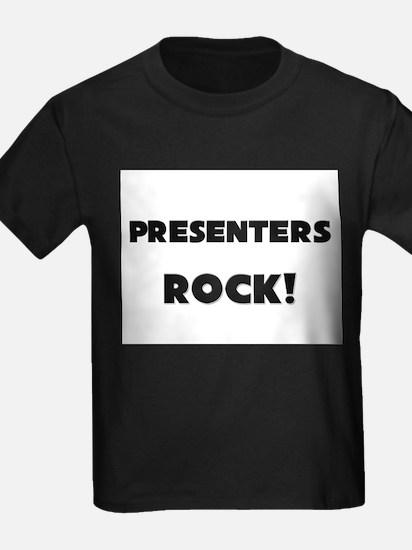 Presenters ROCK T