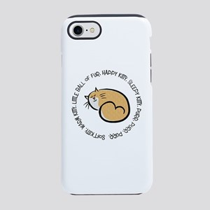 Sing Soft Kitty iPhone 8/7 Tough Case