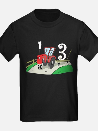 3rd Birthday Tractor T
