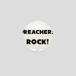 Preachers ROCK Mini Button