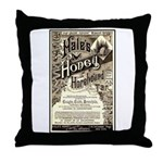 Hale's Honey Throw Pillow