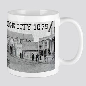 Dodge City 1879 Mug