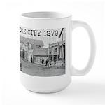 Dodge City 1879 Large Mug
