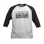 Dodge City 1879 Kids Baseball Jersey