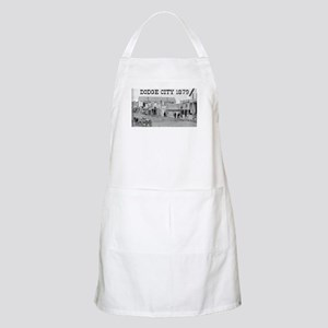 Dodge City 1879 BBQ Apron