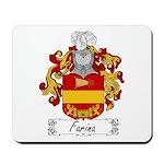 Farina Family Crest Mousepad