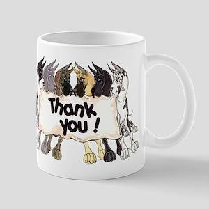 C6 Thank You Mug