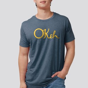 OKeh Records Women's Dark T-Shirt