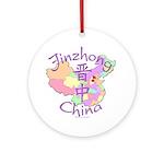 Jinzhong China Ornament (Round)