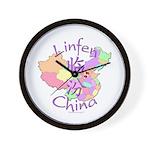 Linfen China Wall Clock