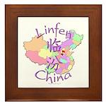 Linfen China Framed Tile