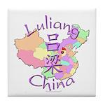 Luliang China Tile Coaster