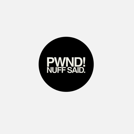 PWND! Mini Button
