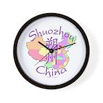 Shuozhou China Wall Clock