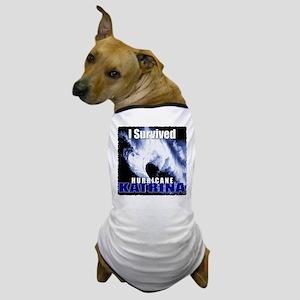 Katrina 2005 Dog T-Shirt