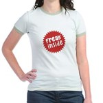 Freak Inside Jr. Ringer T-Shirt
