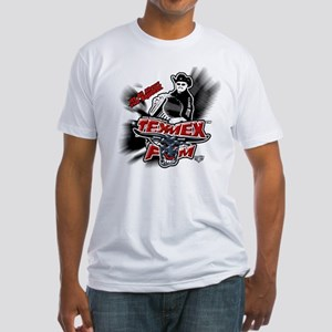 Texas Pride Red White Blue Fitted T-Shirt