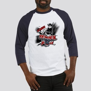Texas Pride Red White Blue Baseball Jersey