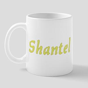 Shantel in Gold - Mug