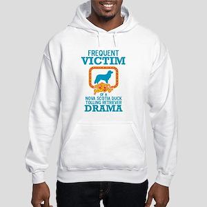 Nova Scotia Duck Tolling Hooded Sweatshirt