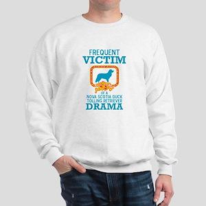 Nova Scotia Duck Tolling Sweatshirt
