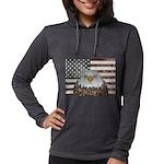 American Bald Eagle Patriot Long Sleeve T-Shirt