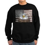American Bald Eagle Patriot Sweatshirt