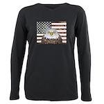 American Bald Eagle Patriot T-Shirt
