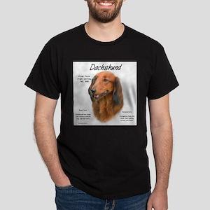 Longhair Dachshund T-Shirt