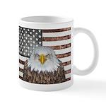 American Bald Eagle Patriot Mugs